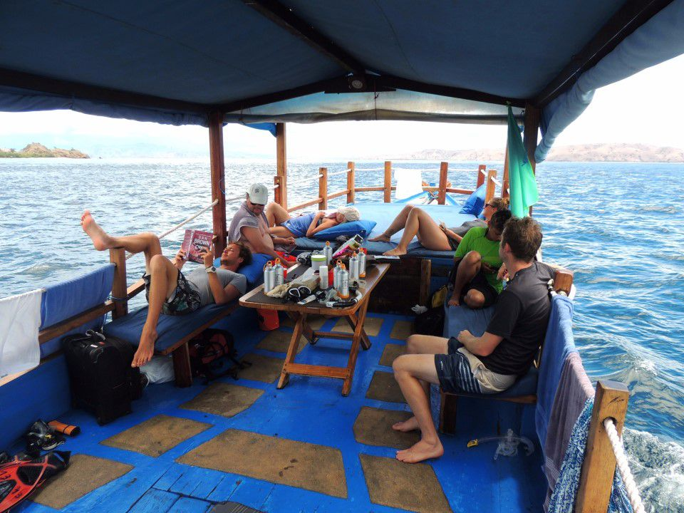 The Kindness of Strangers | Boatman Wearing Blue | Travel Blog