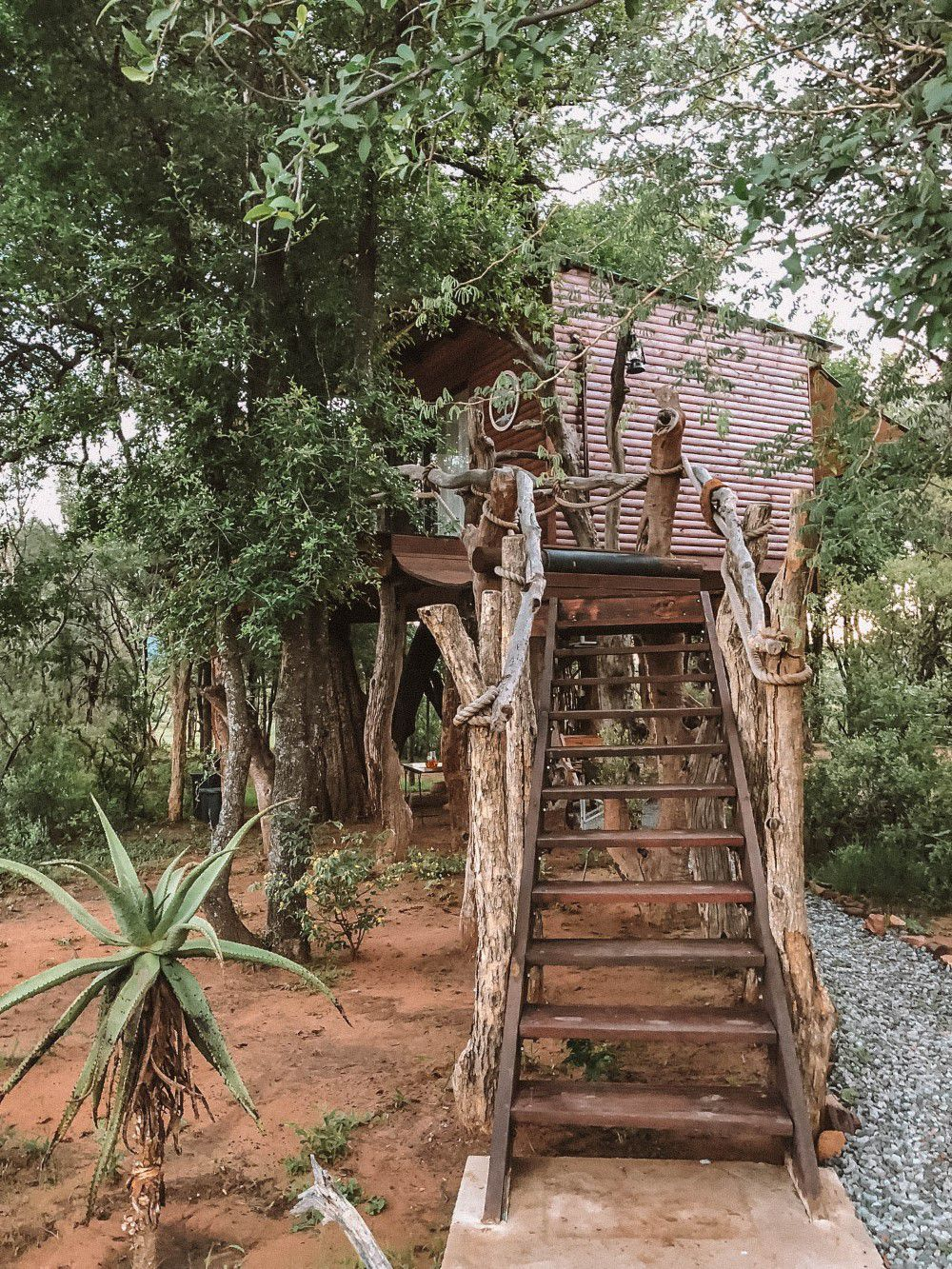 Luara Wildlife treehouse