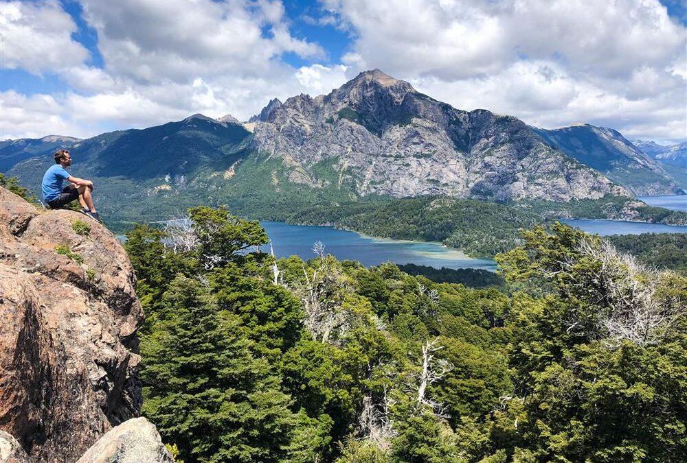 Hiking in Bariloche